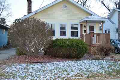 Rock County Single Family Home For Sale: 952 Benton Ave