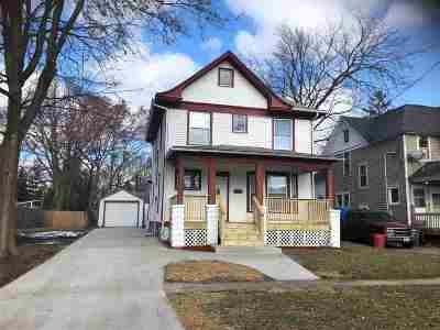 Rock County Single Family Home For Sale: 1119 Emerson