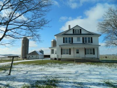 Green County Single Family Home For Sale: W2511 County Road Ff