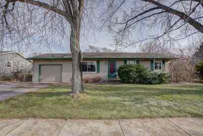 Rock County Single Family Home For Sale: 36 Edward Ave