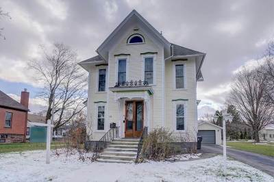 Evansville Single Family Home For Sale: 113 W Church St
