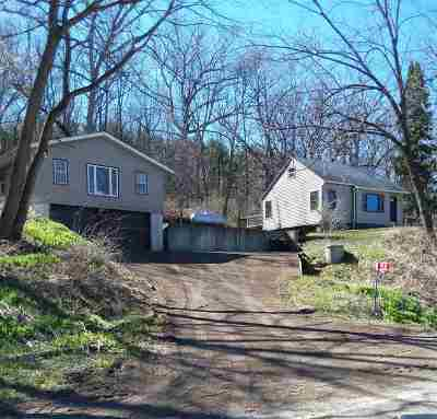 Edgerton Single Family Home For Sale: 9731 N County Road H