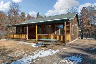 Adams WI Single Family Home For Sale: $149,900