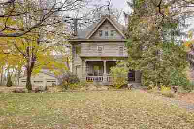 Green County Single Family Home For Sale: 405 & 404 S Mill St