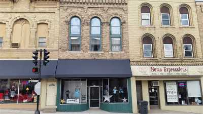 Commercial For Sale: 107 E James St