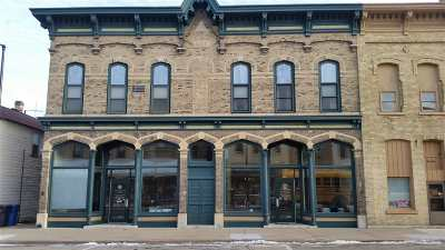 Commercial For Sale: 118 N Ludington St