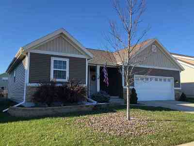 Sun Prairie Single Family Home For Sale: 230 S Legacy Way