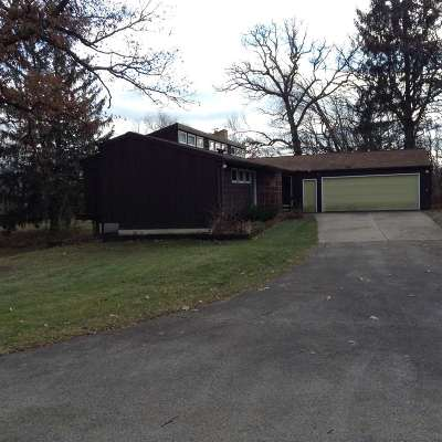 Verona Single Family Home For Sale: 2860 County Road J