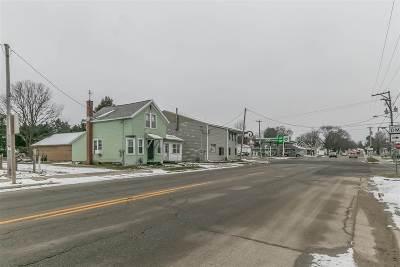 Dane Single Family Home For Sale: 103 E Main St