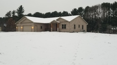 Sauk County Single Family Home For Sale: S12952 Ivy Ln