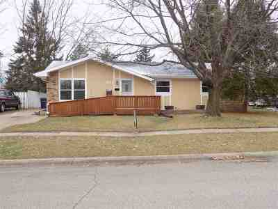 Janesville WI Single Family Home For Sale: $125,000