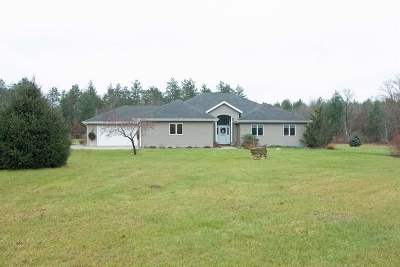 Iowa County Single Family Home For Sale: 7463 Helena Rd