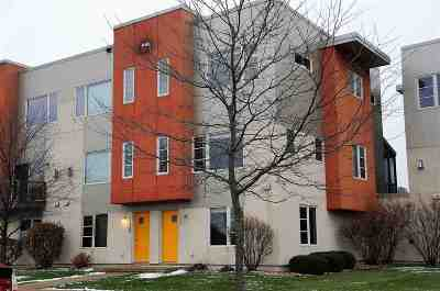 Fitchburg WI Condo/Townhouse For Sale: $234,900