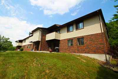Madison WI Condo/Townhouse For Sale: $120,000
