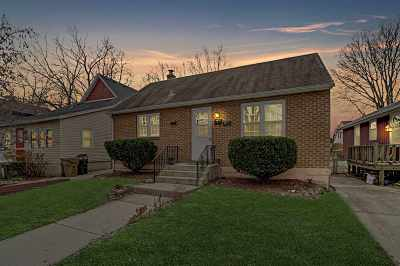 Madison WI Single Family Home For Sale: $150,000