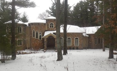 Wisconsin Dells Single Family Home For Sale: 1515 Deer Run Ridge