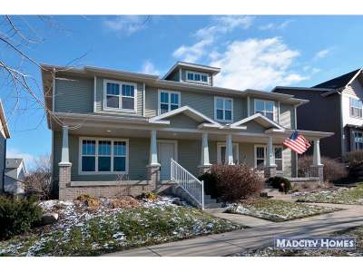 Madison WI Single Family Home For Sale: $210,500