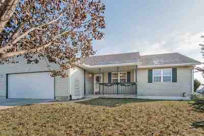 Evansville WI Single Family Home For Sale: $235,000