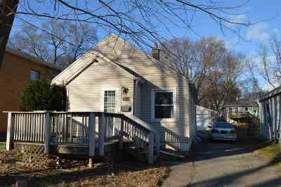 Madison WI Single Family Home For Sale: $149,000
