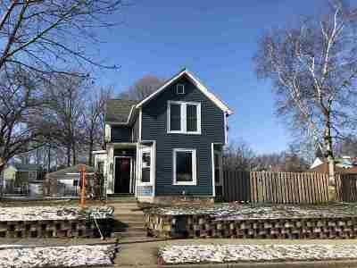 Green County Single Family Home For Sale: 1313 20th Ave
