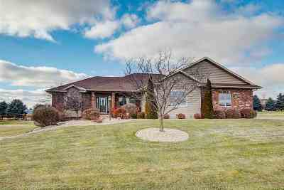 Dane County Single Family Home For Sale: 6629 Ridge Point Run