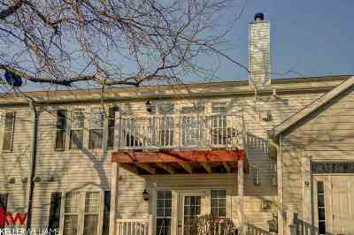 Madison WI Condo/Townhouse For Sale: $112,500