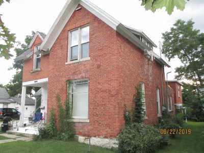 Richland Center Multi Family Home For Sale: 288 S Park St