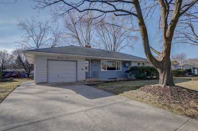 Madison Single Family Home For Sale: 1410 Pleasure Dr