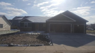 Evansville Single Family Home For Sale: 364 Hickory St