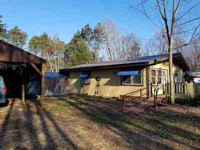 Muscoda Single Family Home For Sale: 228 Deer Run Rd