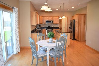 Jefferson County Single Family Home For Sale: W8210 Bridle Path