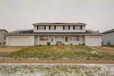 Waunakee Multi Family Home For Sale: 1101-1103 Centennial Pky