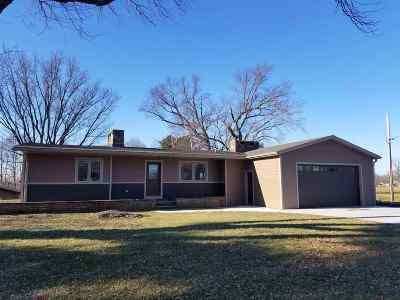 Sauk County Single Family Home For Sale: S13075 Hwy 23