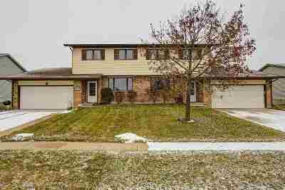 Waunakee Multi Family Home For Sale: 1109-1111 Centennial Pky