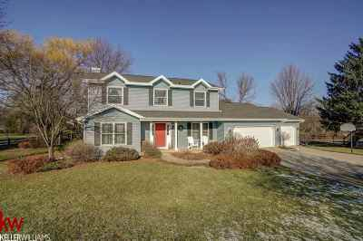 Verona WI Single Family Home For Sale: $420,000