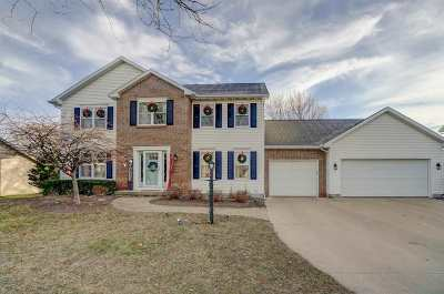 Sun Prairie Single Family Home For Sale: 1771 Dickson Dr