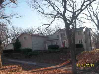 Beloit Single Family Home For Sale: 3375 Riverside Dr
