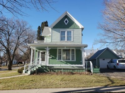 Darlington Single Family Home For Sale: 604 Keep St