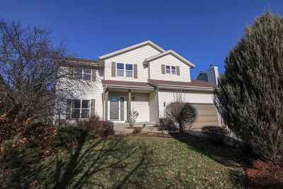 Fitchburg Single Family Home For Sale: 5470 Quarry Hill Dr