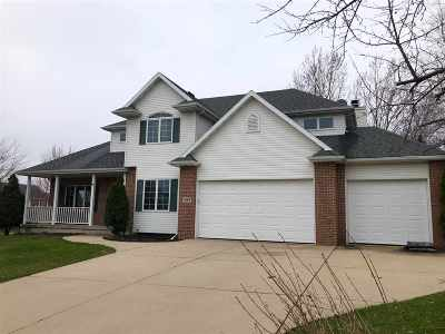 Sun Prairie Single Family Home For Sale: 1884 Quail Ct