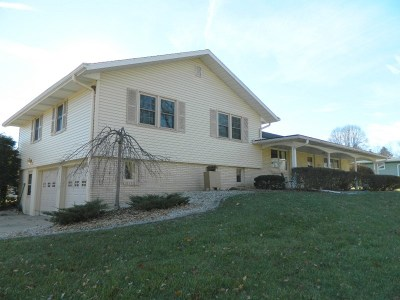 Green County Single Family Home For Sale: 1836 19th St