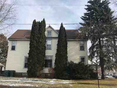 Dodge County Multi Family Home For Sale: 218 W Maple Ave