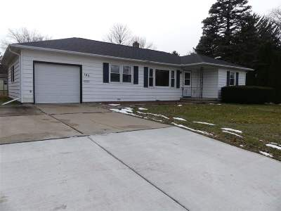 Sun Prairie WI Single Family Home For Sale: $209,900