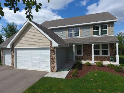 Edgerton Single Family Home For Sale: 905 E Meadow Cir