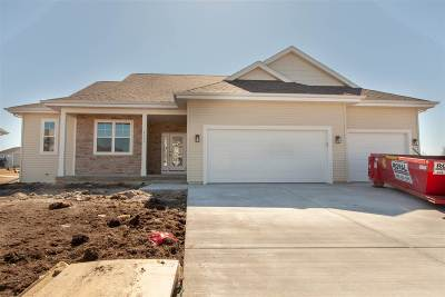 Windsor Single Family Home For Sale: 4377 Autumn Harvest Way