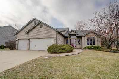 Madison Single Family Home For Sale: 1314 Wayridge Dr