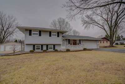 Windsor Single Family Home For Sale: 4374 Curry Ln