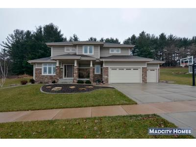 Deforest Single Family Home For Sale: 4605 Innovation Dr
