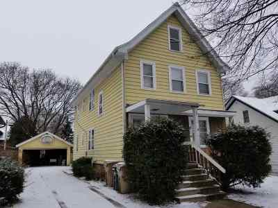 Madison Multi Family Home For Sale: 2141 Oakridge Ave