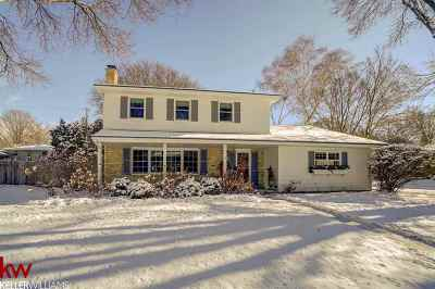 Madison Single Family Home For Sale: 109 Carillon Dr